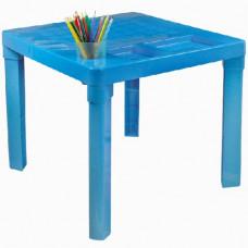 Стол детский (голубой)