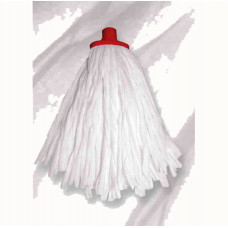 Насадка МОП для уборки МАКСИ синтетика белая