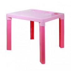 Стол детский (розовый)