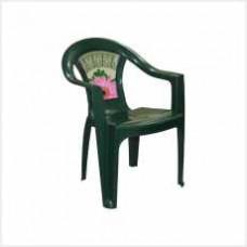"""Кресло """"Аврора"""" (темно-зеленый) (уп.4)"""