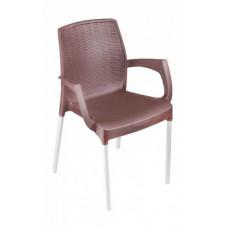 """Кресло """"Прованс"""" (коричневый)"""