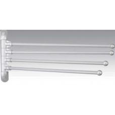 OCTOPUS вешалка для полотенец 4-ная (уп 10 шт)