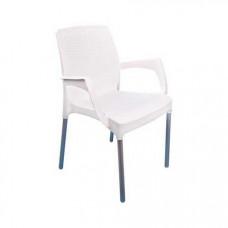 """Кресло """"Прованс"""" (белый)"""