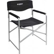 Кресло складное 3 Привал черный КС3