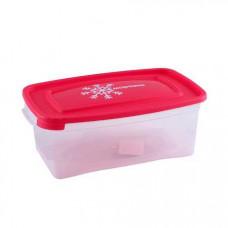 Контейнер для замораживания продуктов 1.0л МОРОЗКО прямоуг.