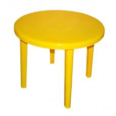Стол круг 90 ПЛАСТК