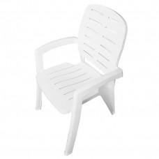 Кресло Прованс (ЭЛП) цвет белый