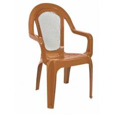 Кресло Стар дуэт цвет коричневый
