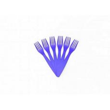 Набор вилок Funny 6 шт (лазурно-синий)
