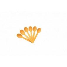 Набор ложек Funny 6 шт (мандарин)