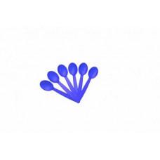 Набор ложек Funny 6 шт (лазурно-синий)
