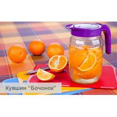 """Кувшин """"Бочонок"""" (мандарин)"""