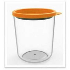 Баночка для сыпучих продуктов Magic 300 мл (мандарин)