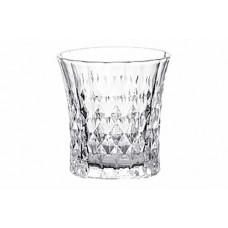 Набор стаканов 200 мл 1/6 конус цвет.упак. Рубин