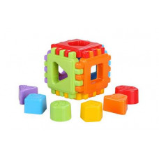 """Логический куб """"Геометрик"""""""