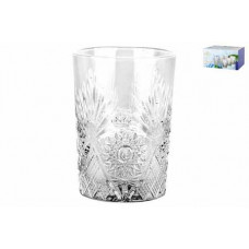 Набор стаканов 1/6 220мл. п/уп   Хрустальное солнце