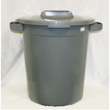 Бак для мусора 90л. зеленый