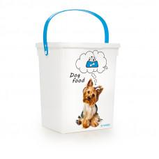 Контейнер для корма животных 5 л. собаки