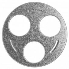 Стерилизатор тройной d=66 мм