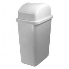 Ведро для мусора 14,8л (280х200х475) мм 12шт