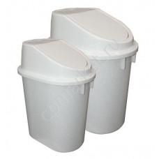 Контейнер для мусора 20 л 250х345х530 мм 5шт